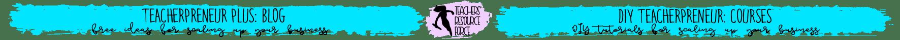 DIY Teacherpreneur